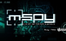 motionVFX : mSpy 50 High Tech éléments pour FCPX et Motion 5