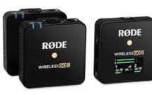 Microphone HF : Rode Wireless GO II