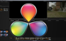 DaVinci Resolve : pratiquez avec les rushes de Blackmagic Part 25