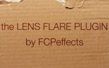 FCPEffects : Anamorphic Lens Flare