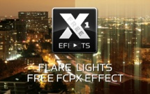 XEffects Flare Lights gratuit par Idustrial Revolution