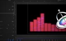 Motion 5 : Le comportement Audio sur un vu-mètre audio.