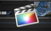 FCPX : Gérer une découpe alpha et son remplissage pour réaliser une transition vidéo