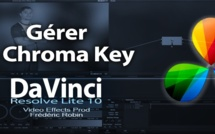 DaVinci Resolve 10 : Gérer un Chroma Key