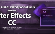 After Effects CC : Créer une composition