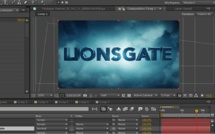After Effects Element : réaliser l'animation Lions Gate par Videocopilot