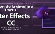After Effects : Gestion de la timeline Part 1