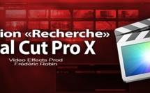 """FCPX 10.1 : Utiliser la fonction """"Recherche"""" (Video 8)"""