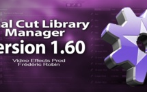 Arctic Whiteness : Final Cut Library Manager Version 1.60