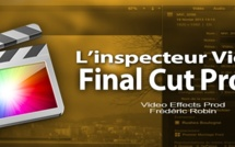 FCPX 10.1 : L'inspecteur (video 11)