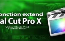 FCPX 10.1 : L'outil de montage Extend (video 22)