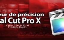 FCPX 10.1 : L'éditeur de précision (video 23)
