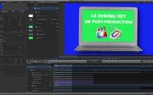 Le CHROMA KEY : stage en studio sur votre logiciel