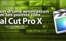 FCPX 10.1 : Créer une animation avec les points clés (vidéo 46)