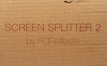 "FCPeffects new plugin ""Screen Splitter 2"""
