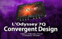 Odyssey 7Q : MAJ avec enregistrement en Prores 4k