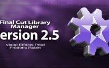 Final Cut Library Manager Version 2.5 d'Arctic Whitness