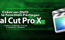 FCPX 10.1 Créer un DVD (video 57)