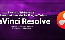 DaVinci Resolve 11 : Présentation de la page Color #25