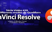 DaVinci Resolve 11 : Les Qualifiers HSL, RGB et LUM #29