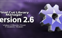 Final Cut Library Manager 2.6