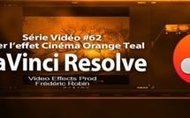 DaVinci Resolve 11 : Créer le look Cinema Orange Teal #62