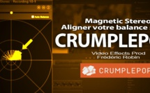 CrumplePop : Magnetic Stereo pour aligner vos sons stéréo