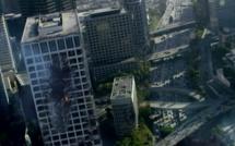 After Effects : Teaser Destroyed  City by Andrew Kramer