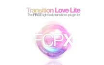 FCPX Template gratuit : Transition Love Lite