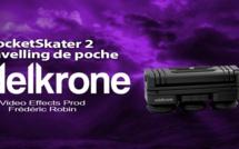 Edelkrone : PocketSkater 2 le travelling de poche