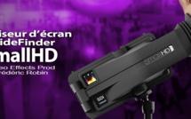 SmallHD : Sidefinder la dernière génération de Viewfinder HD