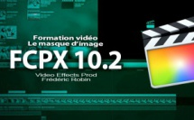 FCPX 10.2 : Le masque image