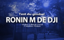 Ronin M : le gimbal accessible