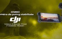 DJI : Osmo Une caméra de poing stabilisée 3 axes