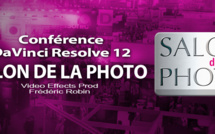Salon de la Photo 2015 : Présentation DaVinci Resolve 12