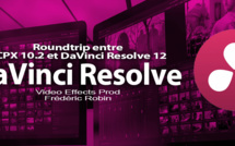 Davinci Resolve 12 : Roundtrip entre Final Cut Pro X et DaVinci Resolve 12