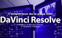 DaVinci Resolve 12 : L'inspecteur de la page Edit (#video35)