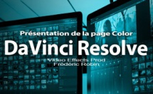 DaVinci Resolve 12 : Présentation de la Page Color (#video48)