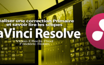DaVinci Resolve 12 : Corrections Primaires et scopes (#video49)