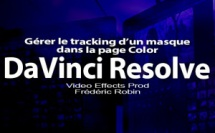 DaVinci Resolve 12 : Gérer le tracking d'un masque (#video59)