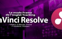 DaVinci Resolve 12 : Le mode Frame du tracker (#video61)
