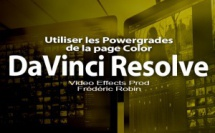 DaVinci Resolve 12 : Gestion des PowerGrades (#video65)