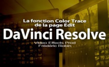 DaVinci Resolve 12 : La fonction Color Trace de la Page Edit (#video71)