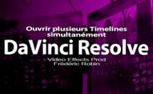 DaVinci Resolve 12 : Ouvrir plusieurs projets simultanément (#video72)