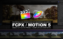 FCPX / Motion 5 : free template Lines & repères scopes