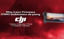 DJI OSMO : mise à jour version v1.5.2.0