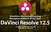 DaVinci Resolve 12.5 : gestion des couches Alpha et compositing image