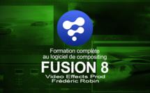 FUSION 8 : formation complète en français